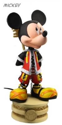 """Bobble Head """"Mickey"""" Kingdom Hearts"""