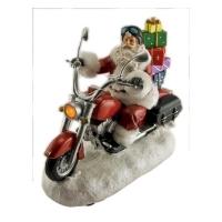 Santa Biker