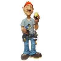 .Handwerker Figur