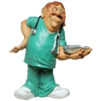 .Krankenpfleger Figur