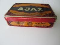 AJAX Antike Blechbüchse