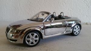 as - Audi TT Roadster Chrome