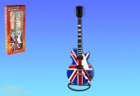Gitarren Deco British Flag