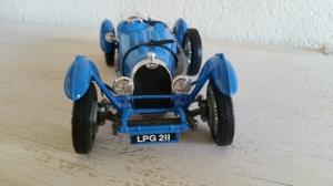 as - Bugatti Type 59 Blue 1934