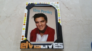 Pubspiegel Elvis