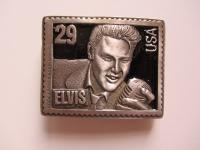 Gürtelschnalle Elvis 1