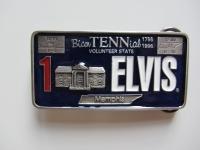 Gürtelschnalle Elvis 4