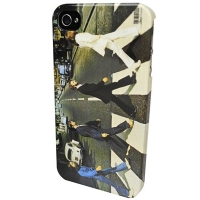 "Beatles iPhone 4 Cover ""Abey Road"""