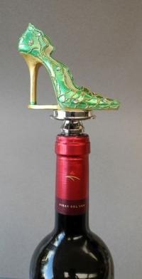 Wine Bottle Stopper Schuh