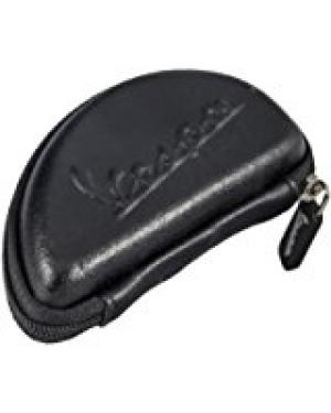 VESPA - Schlüsseletui in rot und schwarz