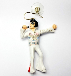 Original Wackel Elvis