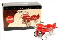Coca Cola 1950's style PEDAL PLANE
