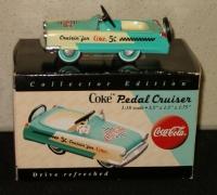 Coca Cola 1950's style PEDAL CRUISER
