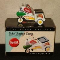 Coca Cola 1950's style PEDAL TRIKE