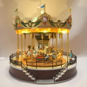 Lemax - Sunshine Carousel