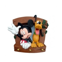 Mickey & Pluto Clotheshanger