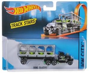 Hot Wheels Track Stars - Bone Blazers