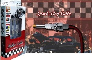 Bullet Spark Plug Gitarren-Kabel