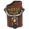 .Motorrad-Motiv Feuerzeughalter