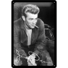 ..Blechschild - James Dean Smoking