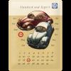 Blechschild - VW Beetle Duo