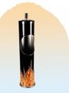 Flammen Standascher