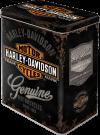 Vorratsdose Harley Davidson Genuine