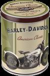 Vorratsdose Rund Harley Davidson Knucklehead