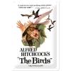 ..Blechschild - Alfred Hitchcock the Bird