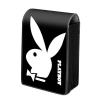 """Zigarettenetui """"Playboy"""" Druck in weiss"""