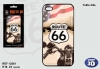 Route 66 iPhone Cover für iPhone 4/4s