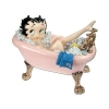 Betty Boop in tub pink
