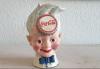 Coca Cola Kopf - Spardose