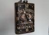 Jack Daniels Wanduhr