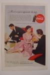 ORIGINAL Werbe Bilder von Coca Cola
