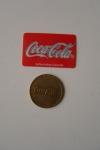 "Coca Cola ""Jeton"""