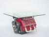 V8 Motor Tisch