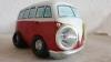 Retro VW-Bus - Sonnenenergie
