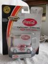 Coca Cola Matchbox Collectible Audi TT Roadster