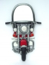 Motorrad mit Spiegel