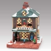 Mr Christmas animated village house