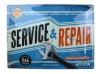 Blechschild - Service & Repair