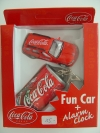 Coca Cola Fun Car + Alarm Clock
