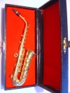 Miniatur Saxophon
