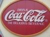 Coca Cola Holzschild 1