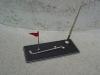 Golf Kugelschreiberhalter