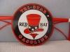 """-RED HAT """" GAS """" Emailschild"""