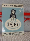 -FAIRY SOAP Emailschild