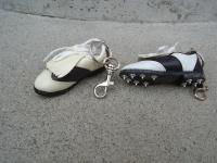 Golf Schuh Schlüsselanhänger