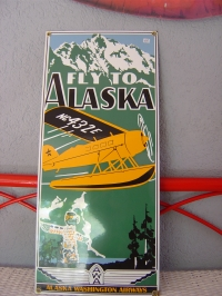 -Fly to Alaska Emailschild